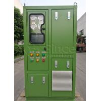 Cheap Green Color Mobile Nitrogen Generator / Nitrogen Generation System Easy To Operate for sale