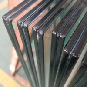 Cheap Australia Standard Frameless Clear Toughened PVB Laminated Balustrade Glass price m2 for sale