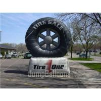 Cheap Inflatable Tire Replica, Inflatable Advertisement (B4005) for sale