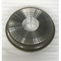 Cheap Resin Bonded CBN Grinding Wheels 1A1 For Metal High Steel Thickness 40mm for sale