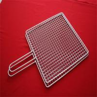 Cheap BBQ grill mesh stainless steel wholesale