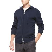 Cheap 100% cashmere hoodie men cashmere sweater for sale