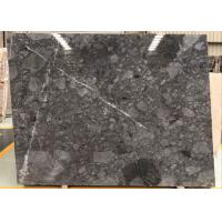 Cheap Modern Grey Marble Tiles , Gray Natural Stone Tile For Countertops for sale