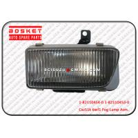 Cheap Front Fog Lamp Isuzu Body Parts For Cyz51k 6wf1 1821104540 1821104530 for sale