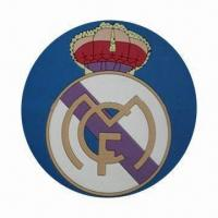 Cheap Soft PVC Coaster for Promotional and Souvenir Gifts for sale