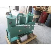 Cheap Portable Oil Filter, Used Oil Cleaning, Oil Purifier Machine JL-50(3000LPH) for sale