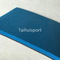 Cheap Outdoor Sports Artificial Turf Shock Pad HIC Safety Food Grade EU Standard for sale