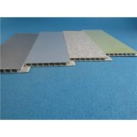 Cheap Small Size PVC Drop Ceiling Panels Banboo Pattern Transfer Printing for sale