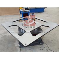 Cheap Robotic Turntable, Robotic Welding Positioner, Single Axis Turn Table for sale