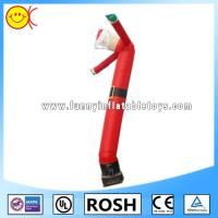 Cheap Red Inflatable Air Dancer Santa For Christmas Event Or Advertising for sale