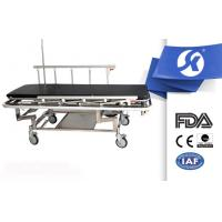 Cheap Metal Patient Emergency Stretcher Ambulance Trolley Luxurious for sale