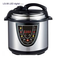 Cheap Digital Electric Pressure Cooker Multi Purpose Instant Hot Pot All In One for sale
