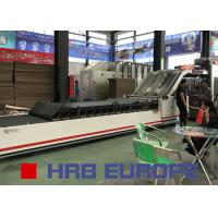 China HRB-1300A Automatic Flute Laminating Machine on sale