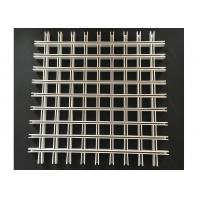 Quality Aluminum Square Lattice Grille Suspended Ceiling in white wholesale
