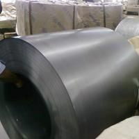 China Construction Cold Rolled Steel Coil , Galvanized Steel Coil Plate 0.6MM Thickness on sale