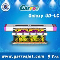 China GalaxyUD181LC Large Format Flex Banner Poster Printer with 1440dpi on sale