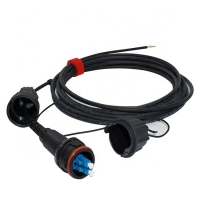 Buy cheap Waterproof NSN Fullaxs Tactical Fiber Optic Cable Patch Cord/Fiber Pigtail With from wholesalers