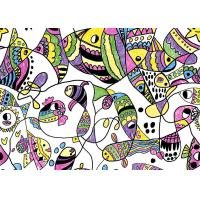 cheap 60inchs width lively children drawing heat press transfer paper