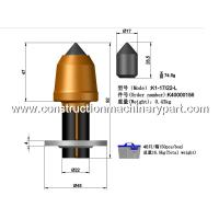 Cheap Surface Mining Bits Asphalt Milling Teeth Tungsten Carbide With Wirtgen wholesale