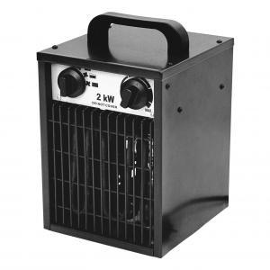 Cheap 2KW Portable Industrial Electrical Fan Heater for sale