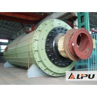 Cheap Large Energy Saving Horizontal Rotating Cement Ball Mill For Chemical Industry for sale
