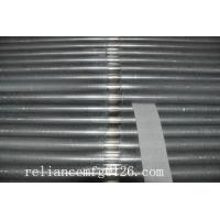 Cheap Air Cooler Aluminum 6063 Extruded Fin Tube With Free Middle Ends wholesale