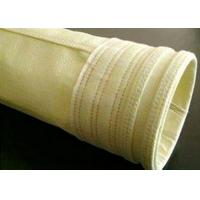 Quality FMS High Temperature Filter Bag For Cement Plant 130*5200mm With PTFE Membrane wholesale