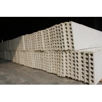 Cheap Construction Precast Prefabricated Partition Walls With Fire Resistant , Lightweight for sale