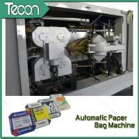 Cheap Automatic Bottom Open and Glue Bottomer Machine Paper Bags Production Lines wholesale