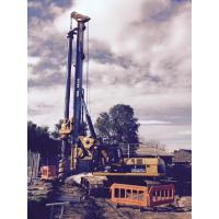 Buy cheap Foundation Pile Drilling Hydraulic Piling Rig With Rotary Angle Displacement Output Mechanism KR150C from wholesalers