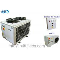 China Hermetic Middle Low Temperature Refrigeration Condensing Units R410 4PES-15Y on sale