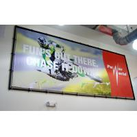 Cheap huge Vinyl Banner Printing for advrtising / one way vision / outside billboard banner for sale
