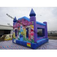 Cheap princess bouncy castle kids bouncy castle for sale