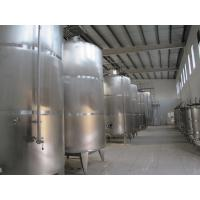 Cheap Sanitary Stainless Steel Cooling Jacket Beer Fermentation Tank (ACE-FJG-3B) for sale