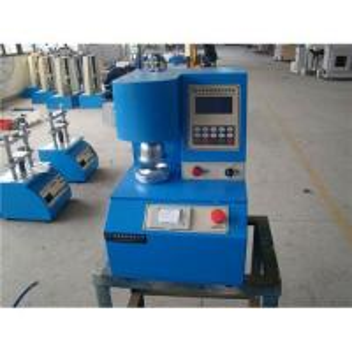 Paper Test Instruments : Paper burst testing equipment of
