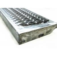 Cheap 180MM Width Perforated Metal Grip Strut Grating For Anti Skid Walkway Stairs for sale