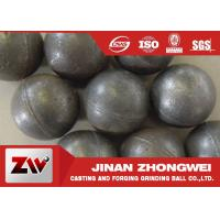 Cheap No Broken High Hardness Good Wear Resisitance ball mill steel balls for sale