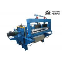 China Fully Automatic Leveling / Cut To Length Machine , Steel Slitting Machine For Auto Parts on sale