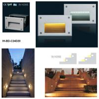 Cheap Step Light and Stair Light Outdoor Waterproof Recessed LED Wall Lights wholesale