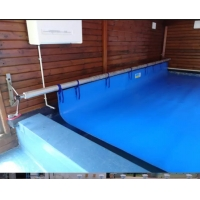 China Vinyl 0.5mm Above Ground Swimming Pool Liner Replacement on sale