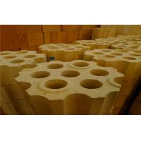 Cheap Hot Blast Furnace / Stove High Alumina Refractory Brick Chequer Insulated Fire Brick for sale