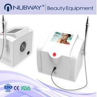 Cheap 30MHz Spider Veins Removal Of Lesions Long Pulse Laser For Skin Clinic for sale