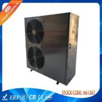 Cheap -25 Deg C Low Temperature Heat Pump EVI System For Russia Ukarine Market for sale