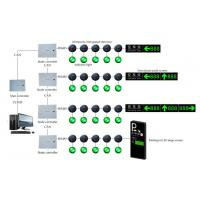 Cheap Intelligent Ultrasonic Parking Guidance System With LED Display Ultrasonic Sensor for sale