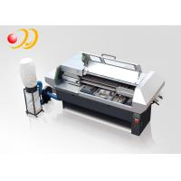 Cheap Elliptic Perfect Book Printing And Binding Machine , Paper Binding Machine for sale