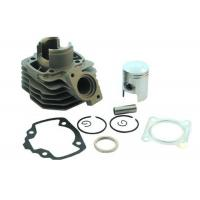 Cheap 40mm 50cc BUXY Motorcycle Cylinder Kit , Aluminum Cylinder Block  Shock Resistance for sale