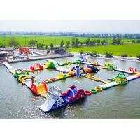 Cheap Inflatable Floating Water Park for sale