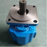 China Good Sealing Oil Power Gear Pump / Rated Pressure Hydraulic Pump Gearbox on sale