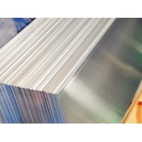 Cheap Anti Rust Aluminium Alloy Plate , 5754 Aluminum Plate 3 Mm - 12 Mm Thickness for sale