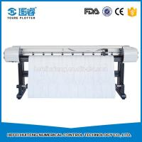 Cheap Digital control printer garment CAD double spurted head USB interface inkjet cutting plotter for sale